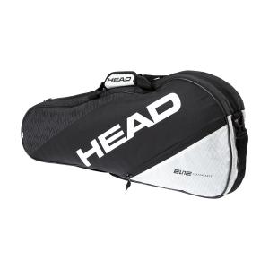 Tennis Bag Head Elite x 3 Pro Bag  Black/White 283560 BKWH