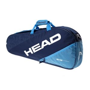 Tennis Bag Head Elite x 3 Pro Bag  Navy/Blue 283560 NVBL