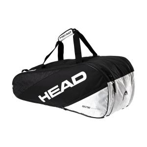 Tennis Bag Head Elite x 8 All Court Bag  Black/White 283520 BKWH