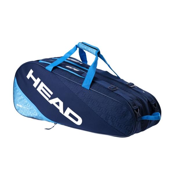 Head Elite x 9 Supercombi Bag - Navy/Blue