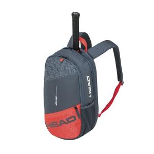 Tennis Bag Head Elite Backpack  Grey/Orange 283570 GROR