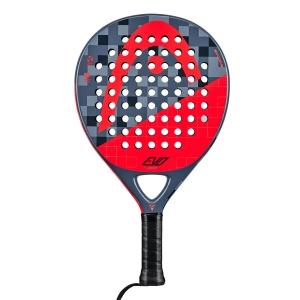 Padel Racket Head Evo Delta Padel  Grey/Red 228280