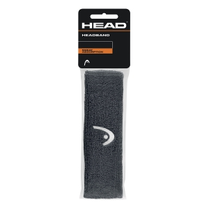 Tennis Head and Wristbands Head Band  Anthracite 285085 AN