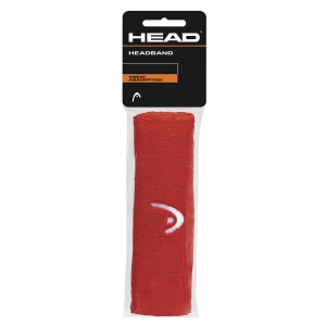 Tennis Head and Wristbands Head Band  Red 285085 RD