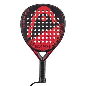 Padel Racket Head Flash Pro Padel  Black/Red 228250