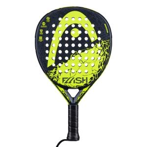 Padel Racket Head Flash Padel  Black/Volt 228260