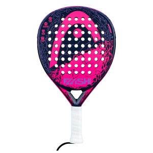 Padel Racket Head Flash Padel Women  Purple/Pink 228270