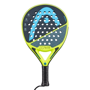 Pala Padel Head Graphene Touch Zephyr Pro Padel  Grey/Blue/Volt 228200