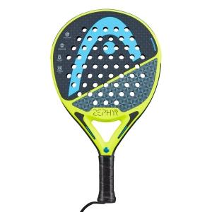 Padel Racket Head Graphene Touch Zephyr Pro Padel  Grey/Blue/Volt 228200