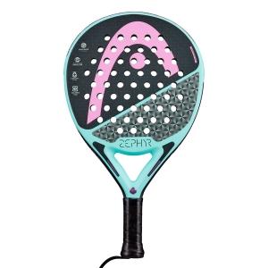 Padel Racket Head Graphene Touch Zephyr Padel  Green/Grey/Pink 228210