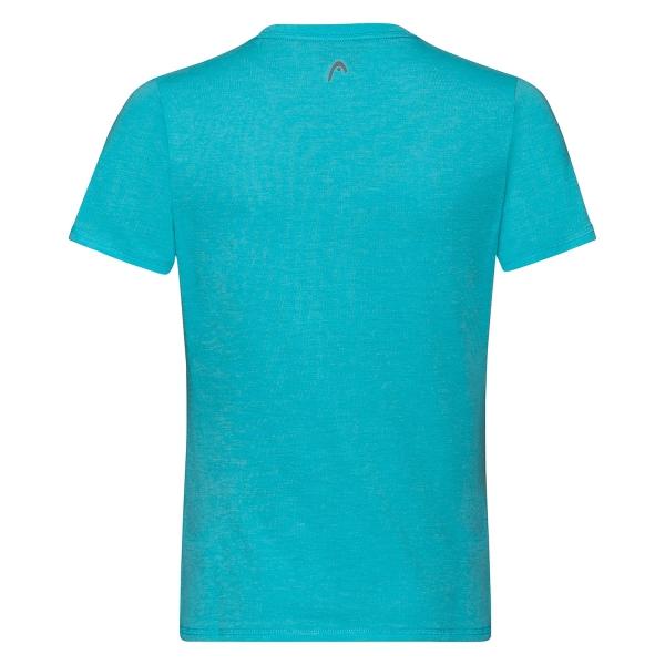 Head Love Camiseta Niña - Aqua