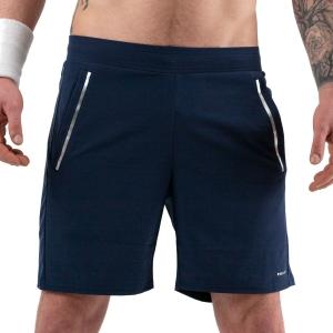 Pantalones Cortos Tenis Hombre Head Performance 7.5in Shorts  Dark Blue 811030 DB