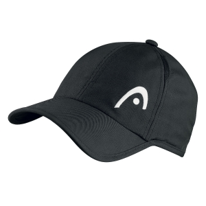 Gorras de Tenis Head Pro Player Gorra  Black 287159 BK