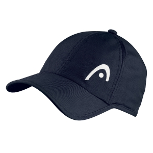 Tennis Hats and Visors Head Pro Player Cap  Navy 287159 NV