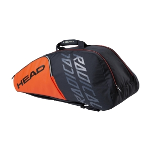 Tennis Bag Head Radical x 9 Supercombi 2020 Bag  Orange/Grey 283090 ORGR