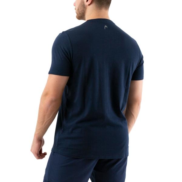 Head Return Camiseta - Dark Blue
