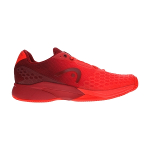 Scarpe Tennis Uomo Head Revolt Pro 3.0 Clay  Neon Red/Chilli 273110 NRCI