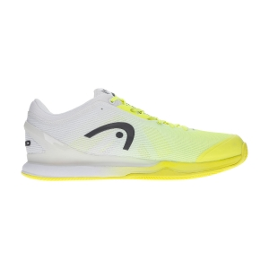 Scarpe Tennis Uomo Head Sprint Pro 3.0 Clay  Neon Yellow/White 273030 NYWH