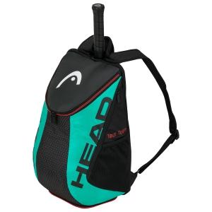 Tennis Bag Head Tour Team 2020 Backpack  Black/Teal 283170 BKTE