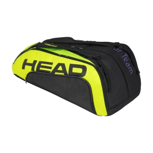 Tennis Bag Head Tour Team Extreme Monstercombi x 12 Bag  Black/Neon Yellow 283400 BKNY