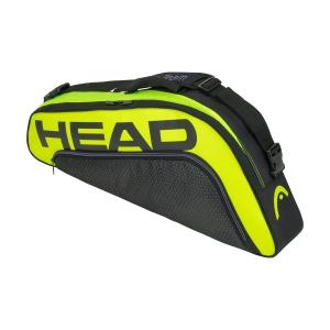 Tennis Bag Head Tour Team Extreme x 3 Pro Bag  Black/Neon Yellow 283480 BKNY