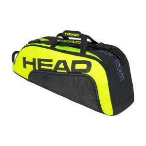 Tennis Bag Head Tour Team Extreme x 6 Combi Bag  Black/Neon Yellow 283460 BKNY