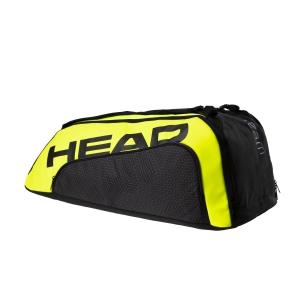 Tennis Bag Head Tour Team Extreme x 9 Supercombi Bag  Black/Neon Yellow 283410 BKNY