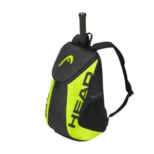 Tennis Bag Head Tour Team Extreme Backpack  Black/Neon Yellow 283500 BKNY