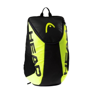 Tennis Bag Head Tour Team Extreme Backpack  Black/Neon Yellow 283500 BKNY