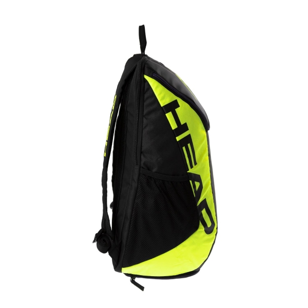 Head Tour Team Extreme Backpack - Black/Neon Yellow