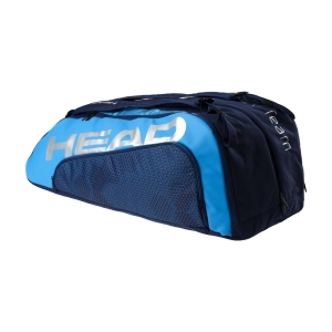 Tennis Bag Head Tour Team x 12 Monstercombi Bag  Navy/Blue 283130 NVBL