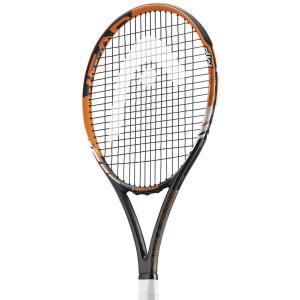 Head Allround Tennis Rackets Head Youtek IG Challenge MP  Orange 232034
