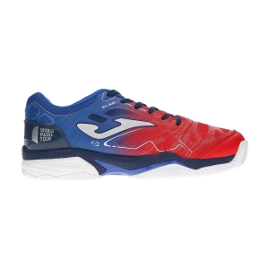 Men`s Tennis Shoes Joma Slam Clay  Red/Royal T.SLAMS2006