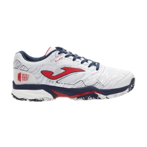 Men`s Tennis Shoes Joma Slam Clay  White T.SLAMS2002