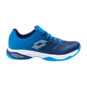 Calzado Tenis Hombre Lotto Mirage 300 II Speed  Navy Blue/All White/Diva Blue 2136295YC