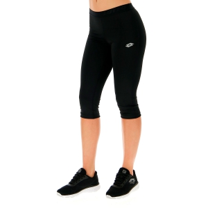 Pantalones y Tights de Tenis Mujer Lotto Smart Tights  All Black 2106161CL