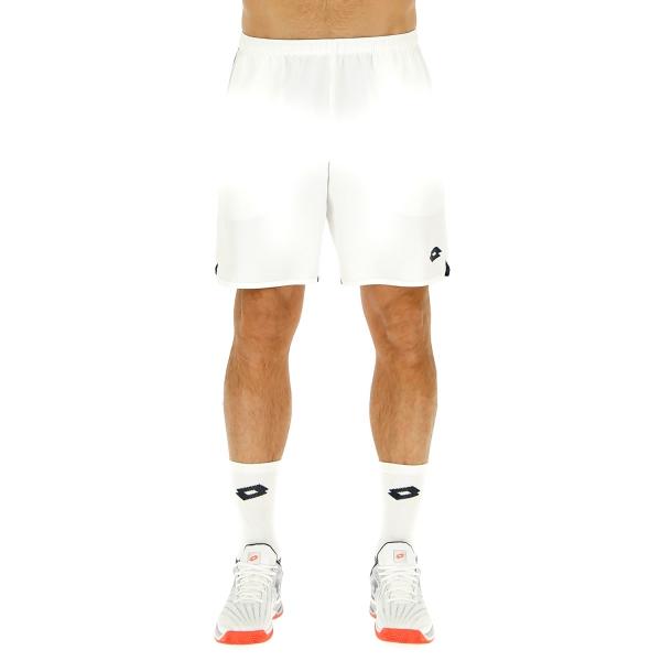 Lotto Squadra 7in Shorts - Brilliant White