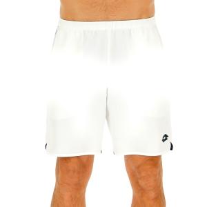 Men's Tennis Shorts Lotto Squadra 7in Shorts  Brilliant White 21186907R