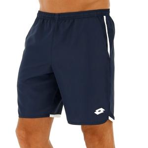 Men's Tennis Shorts Lotto Squadra 7in Shorts  Navy Blue 2118691CI