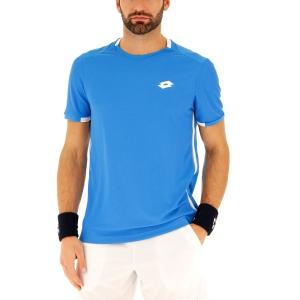 Men's Tennis Shirts Lotto Tennis Teams TShirt  Diva Blue 2103755P1