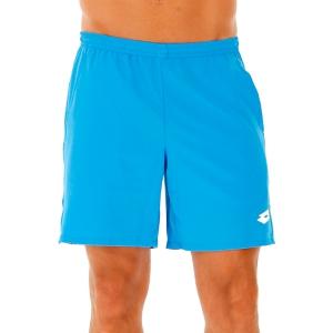 Men's Tennis Shorts Lotto Top Ten II 7in Shorts  Diva Blue 2128255P1