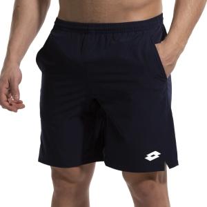 Men's Tennis Shorts Lotto Top Ten II 9in Shorts  Navy Blue 2140101CI