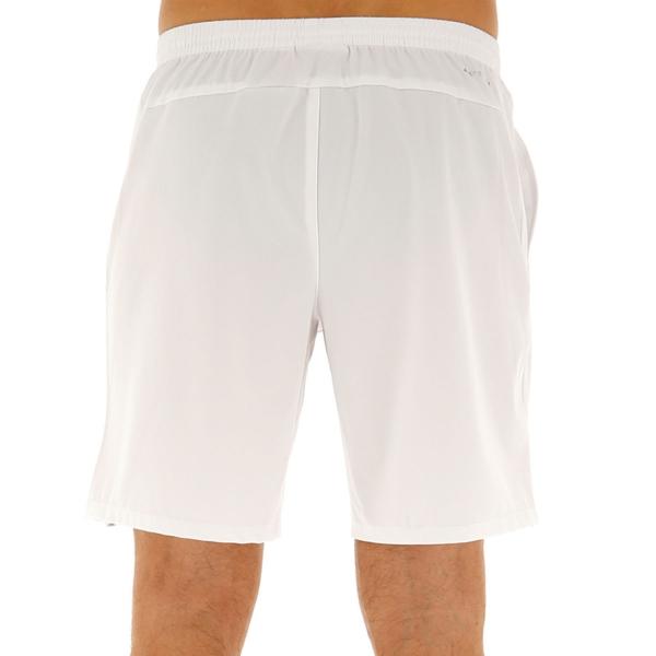 Lotto Top Ten II 9in Shorts - Bright White