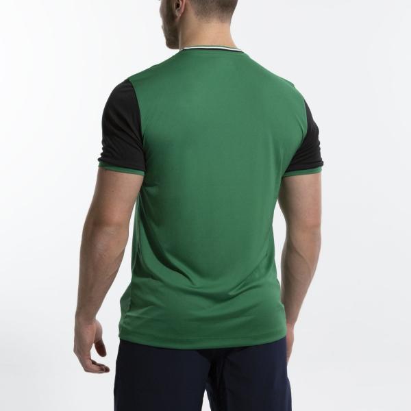 Lotto Top Ten II Block Camiseta - Garden/All Black