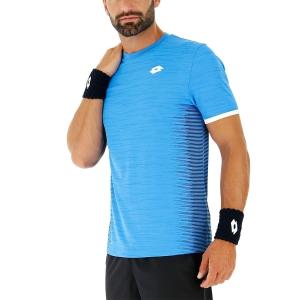Men's Tennis Shirts Lotto Top Ten II TShirt  Diva Blue 2128215P1