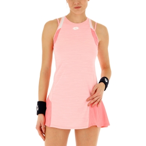 Vestido de Tenis Lotto Top Ten II Vestido  Sweet Rose/Vivid Rose 2128375PB