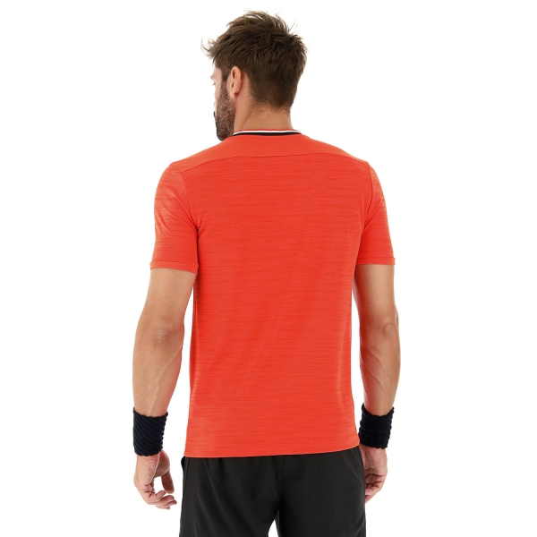 Lotto Top Ten T-Shirt - Red Poppy