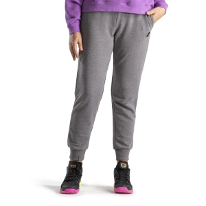 Women's Tennis Pants and Tights Lotto Venezia Rib Pants  Castle Gray 211036P73