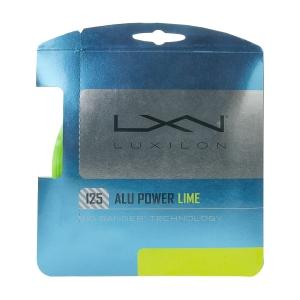 Monofilament String Luxilon Alu Power 1.25 Set 12 m  Lime WRZ990240