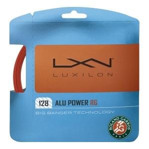 Monofilament String Luxilon Alu Power Roland Garros 1.28 Set 12 m  Bronze WR8302401